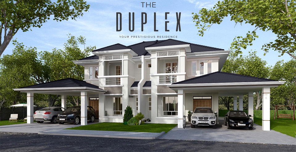 The Duplex - Your Prestigious Residence