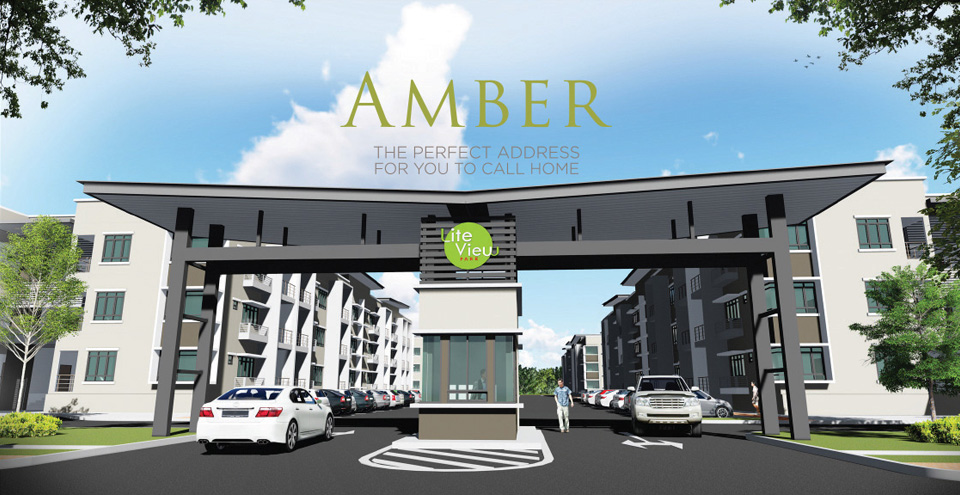 Amber - The Perfect Address for you to Call Home