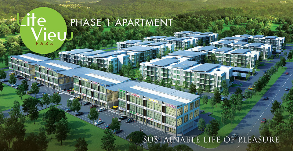 Lite View Park - Phase 1 Apartment